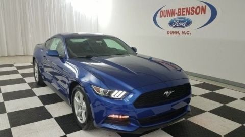 New 2017 Ford Mustang V6 RWD 2D Coupe