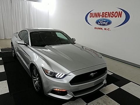 Pre-Owned 2015 Ford Mustang  RWD 2D Coupe