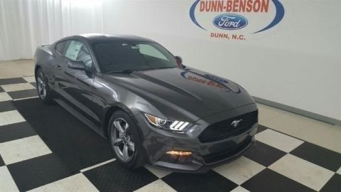 New 2017 Ford Mustang EcoBoost RWD 2D Coupe