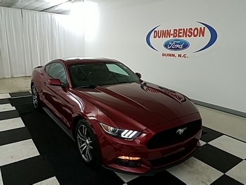 Pre-Owned 2016 Ford Mustang  RWD 2D Coupe