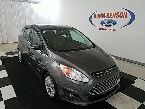 Pre-Owned 2014 Ford C-Max Hybrid SEL FWD 4D Hatchback