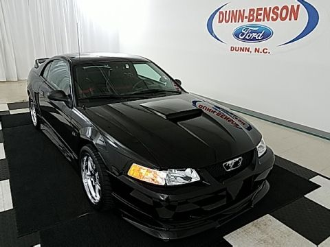 Pre-Owned 2000 Ford Mustang ROUSH Stage 2 Supercharged RWD 2D Coupe