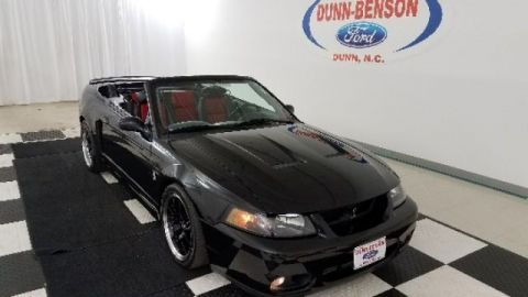 Pre-Owned 2003 Ford Mustang  RWD 2D Convertible