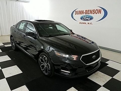 New 2017 Ford Taurus SHO AWD