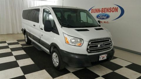 Pre-Owned 2016 Ford Transit-350  RWD 3D Low Roof Wagon