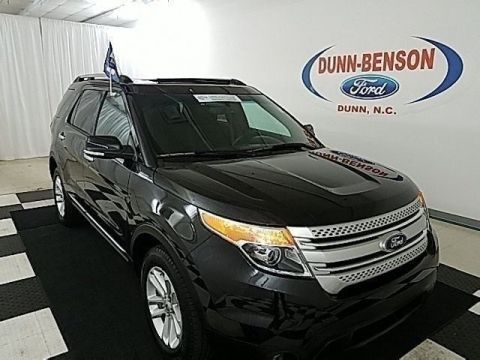Certified Pre-Owned 2014 Ford Explorer XLT AWD