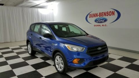 New 2017 Ford Escape S FWD 4D Sport Utility