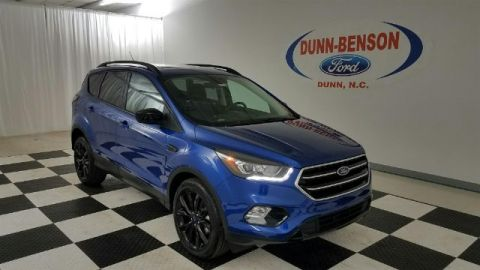 New 2017 Ford Escape SE FWD 4D Sport Utility