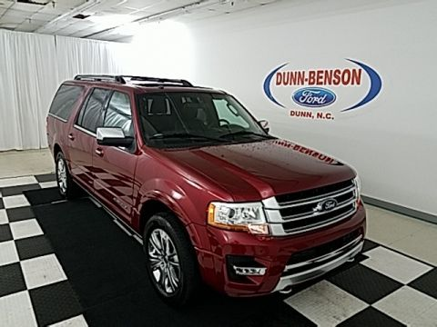 Pre-Owned 2015 Ford Expedition EL Platinum 4WD