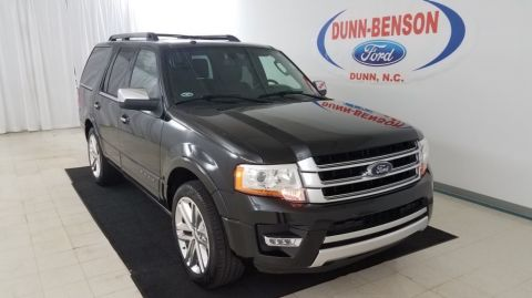 Pre-Owned 2015 Ford Expedition Platinum RWD 4D Sport Utility