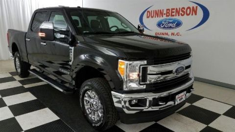 New 2017 Ford F-250SD XLT 4WD