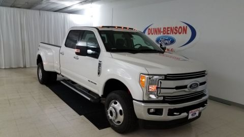 New 2017 Ford F-350SD Lariat 4WD