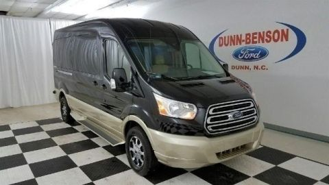 New 2016 Ford Transit-250 Base RWD 3D Medium Roof Cargo Van