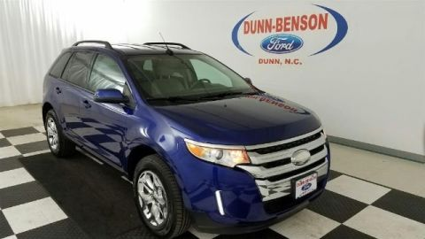 Certified Pre-Owned 2013 Ford Edge SEL AWD