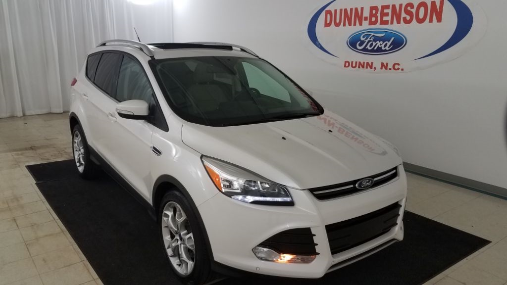 PreOwned 2015 Ford Escape Titanium 4D Sport Utility in Dunn